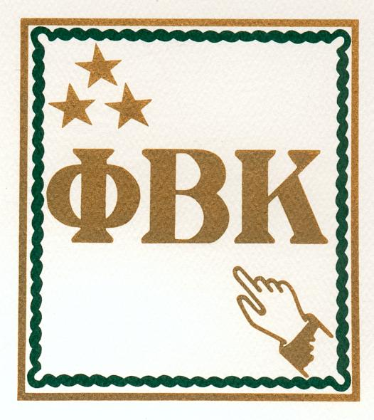 Phi Beta Kappa website