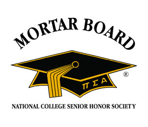 Mortar Board website